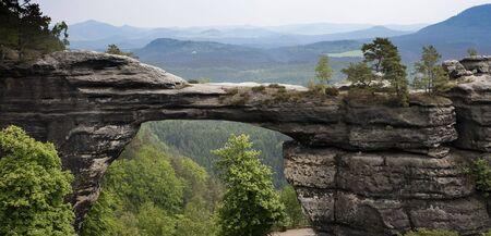 Czech-saxon switzerland - Pravcicka gate
