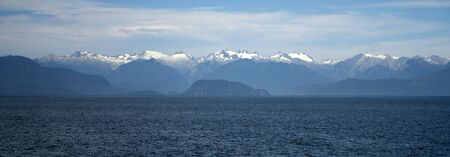 Andes in Patagonia - southern Chile