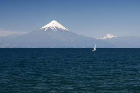 Osorno Volcano, Chile Reklamní fotografie