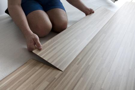 Fabrication de nouveau plancher stratifié à domicile