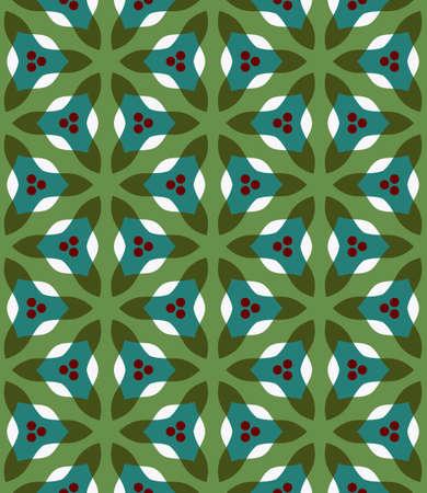 seamless geometric pattern 矢量图像