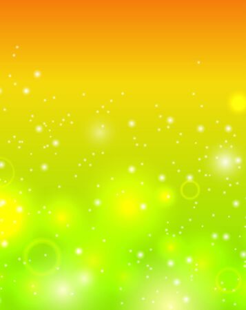 Vector colored delicate background with bokeh effect 免版税图像