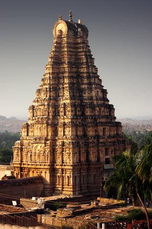 hinduist: Hampi, hinduist temple