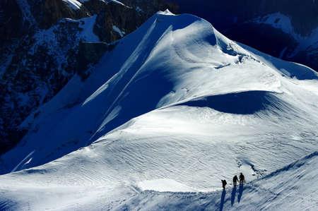 blanc: Mont Blanc
