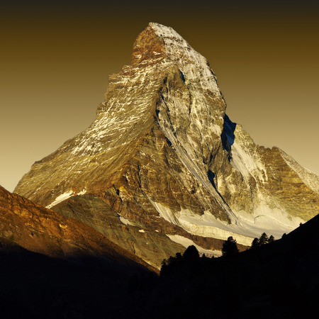 valais: Matterhorn