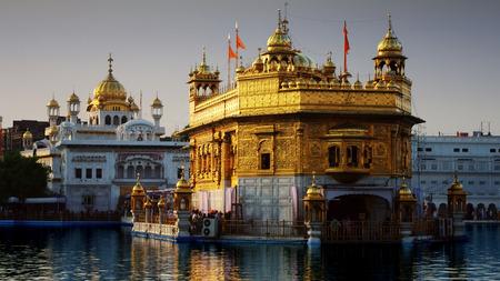 amritsar: golden temple of Amritsar