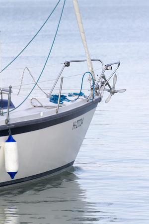 balaton: Sailing boat on Lake Balaton Editorial