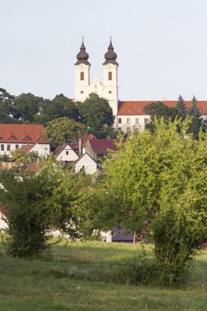 the abbey: Tihany abbey
