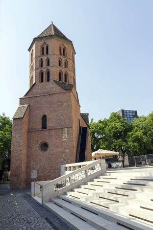 Domotor tower in Szeged