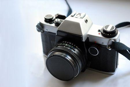 mech: Retro Film Photo Camera