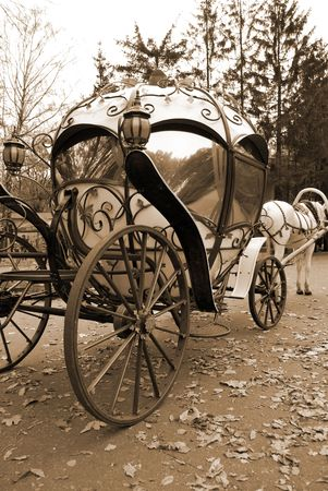 Fairy Tale Carriage Stock Photo - 5747232
