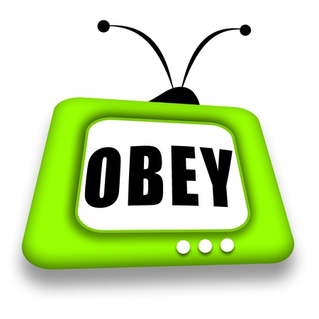 discriminating: Obey TV