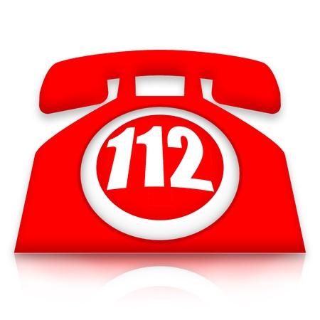 helpline: 112 emergency phone