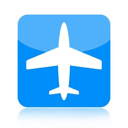 corporate airplane: Plane icon