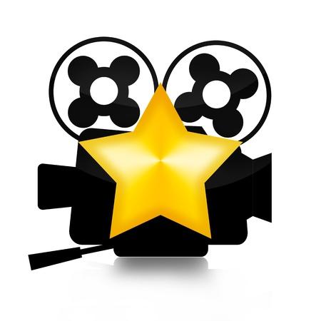 Movie Star Stock Photo - 17353911