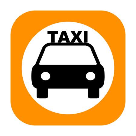 black cab: Taxi icon