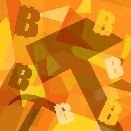 art processing: Bitcoin mining