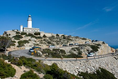 Cap de Formentor, lighthouse photo
