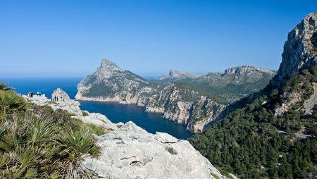 Cap de Formentor, Mallorca photo