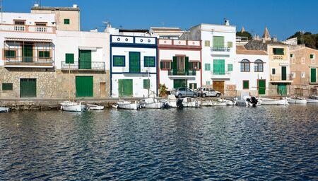 colom: Porto Colom, Majorca