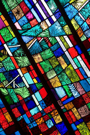 artsy: Stained glass windows
