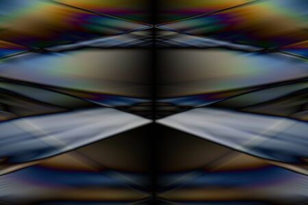 Cool Metal Abstract Background