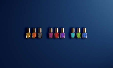 Fashionable Manician Colorful Background Pictures