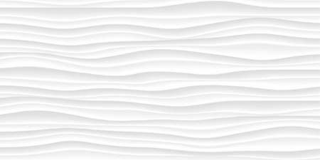 White texture Line surface. gray abstract pattern seamless. wave wavy nature geometric modern. on white background on rectangle for interior wall vector illustration.