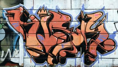 graffiti kunst in Novi Sad Servië 2