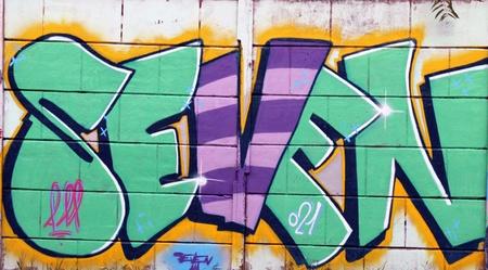 graffiti kunst in Novi Sad Servië 5