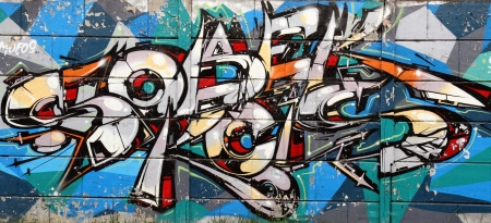 graffiti art: graffiti art in novi sad serbia 8