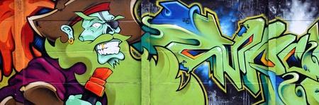 graffiti kunst in Novi Sad Servië 13