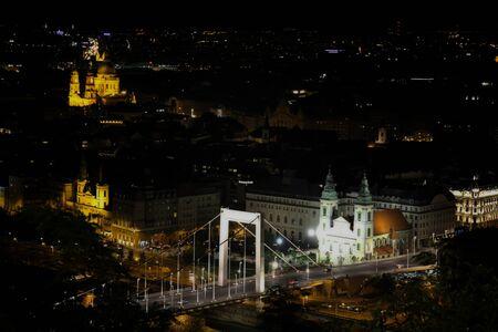 Budapest nightshot