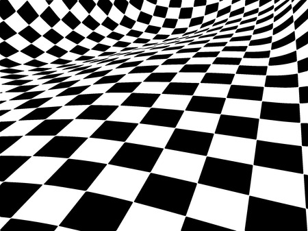 chequer: popular checker chess square abstract background vector