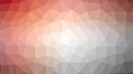 emplate: red abstract background consisting of low poly triangles.