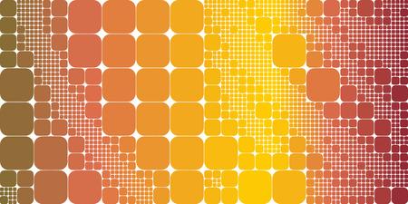 raibow: Square raibow gradient geometrical abstract background.