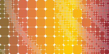 Square raibow gradient geometrical abstract background for design