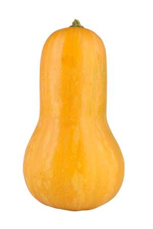 Fresh orange pumpkin isolated on white background Stock Photo - 15830304