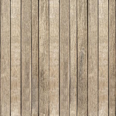 Horizontale en verticale naadloze hout achtergrond Stockfoto