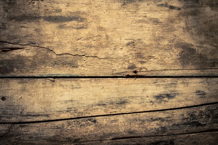 rustical: Texture of Weathered Wood background. Wooden board. Toned image Stock Photo