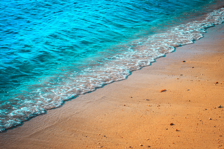 capes: Sea Wave. Horizontal image.