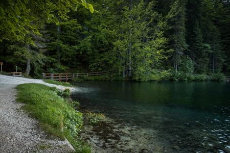 Lago di Fusine, Lake Italy