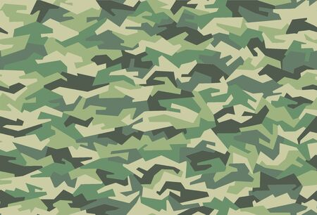 fashion pattern: Camouflage Seamless Pattern CAMO1