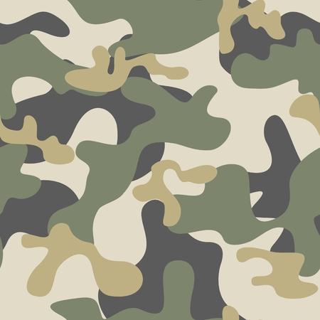 Camouflage Pattern  Seamless