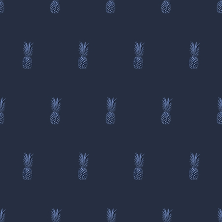 Pineaplle Seamless Pattern