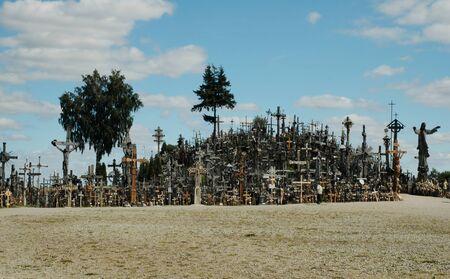 lithuania: Hill of Crosses, Lithuania