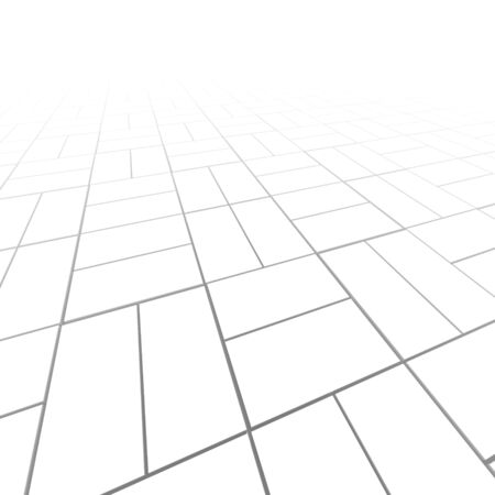 cuboid: Blocks pattern abstract background.