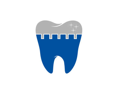 Combination fortress with teeth shape