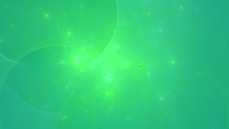 Mint fresh sparky abstract background
