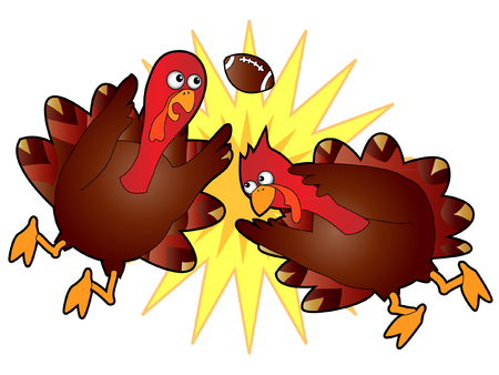 Turkey Football Clash